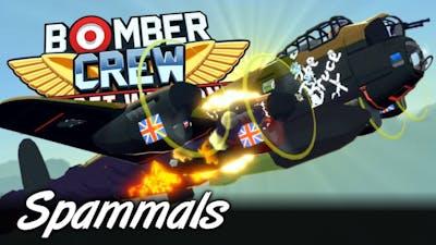 Bomber Crew | Part 4 | SO INTENSE! (Secret Weapons DLC)