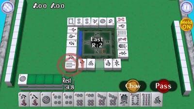 [마작,麻雀] Mahjong Pretty Girls Battle : School Girls Edition play 01