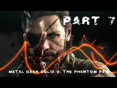 METAL GEAR SOLID V: THE PHANTOM PAIN: THE QUIET EASY BOSS BATTLE