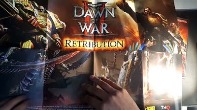 Dawn of War series unboxing