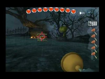 Rayman Raving Rabbids- Bunnies don't rest in peace