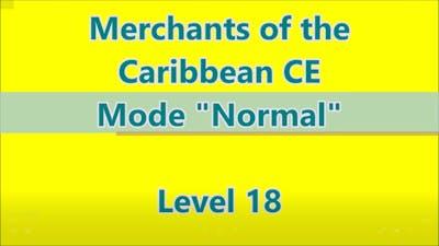 Merchants of the Caribbean CE Level 18