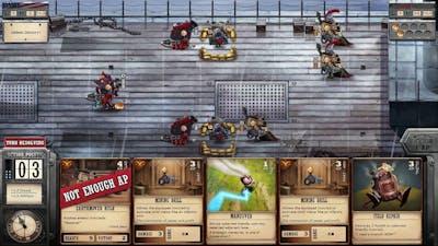 Ironclad Tactics: Final Boss (Dmitry) New Game Plus