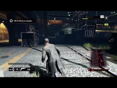 Watch dogs epic game play
