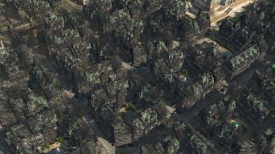 Anno 1800 - Biggest city part 5, A city destroyed.