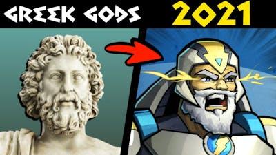 What if The GREEK GODS Returned?! (Story & Speedpaint)