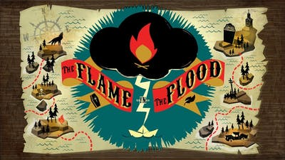 The Flame in the Flood [First 17 Minutes] Gameplay [PC]
