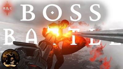 Blade and Sorcery | Boss Battle: Deity