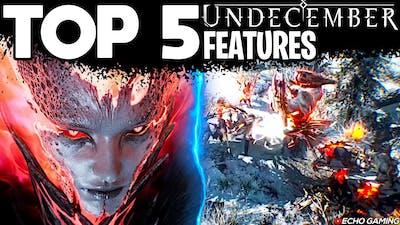 Undecember - Top 5 Features