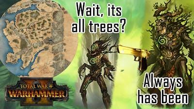 All TREES, No Brakes - Wood Elves vs Skaven // Total War: WARHAMMER II Multiplayer