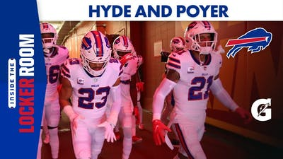 """Micah Hyde and Jordan Poyer: """"It's a Good Road Win For Us"""""""