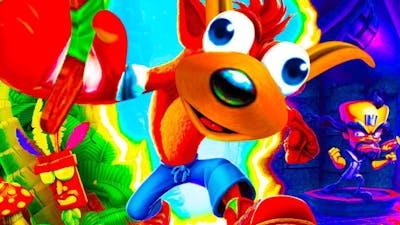 Crash Bandicoot: The Rip Off (Kao The Kangaroo Round 2)