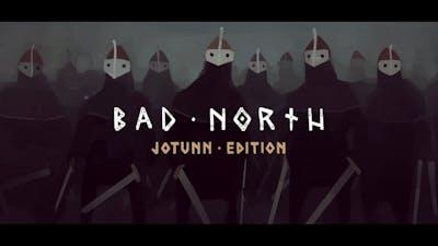 Bad North: Jotunn Edition Gameplay | Indie Bandits Demo Disc Live