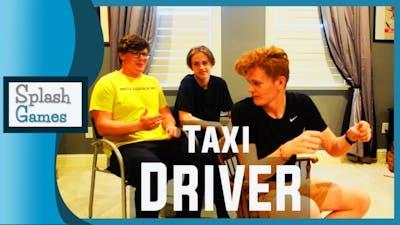 Comedy Improv Game: Taxi Driver