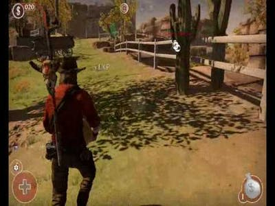 Lead and Gold: Gangs of the Wild West 02