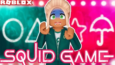 🔴RED Light GREEN light🟢 Roblox SQUID Game