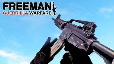 Freeman : Guerrilla Warfare Gun Sounds of All Weapons