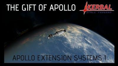 The Gift of Apollo (1): Apollo Applications Program (Apollo Extension Systems) Kerbal Space Program
