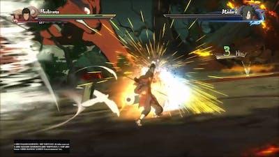 Naruto Ultimate Ninja Storm 4 Walkthrough #1