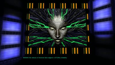 System Shock 2 (1999) - Meeting SHODAN