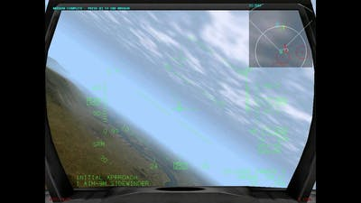 F-16 Multirole Fighter - Campaign 1 - Mission 1 - Lights Out