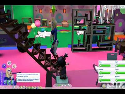 The Sims 4 - #Parenthood -The Starlite Bunch  (Part 1)