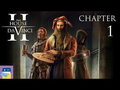 The House of Da Vinci 2 | Gameplay Chapter  1 | Best Trick To Play | Walkthrough (Android and IOS)