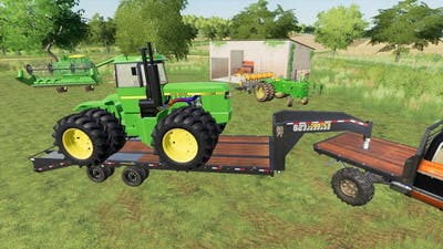 Buying 1000 horsepower tractor for farm | Back in my day s2 ep6 | Farming Simulator 19