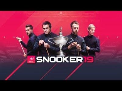 Snooker 19 Game Play Walkthrough / Playthrough