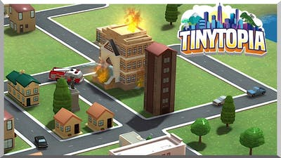 It's hard being the best mayor ever in Tinytopia - First Time Playing