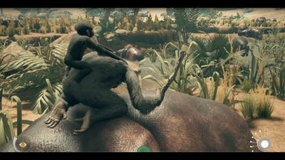 Ancestors the humankind odyssey  2020 | how to hunting Hippopotamus