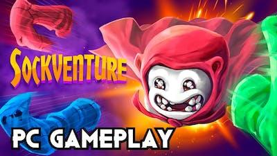 Sockventure | PC Gameplay