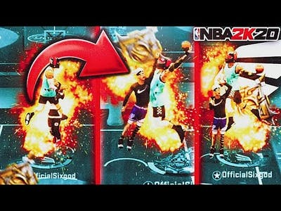 I used a legend PURE SLASHER in nba 2k20 and you wont believe what happened..