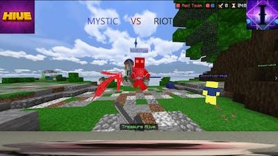Mystic A Vs Riot A | Imperial CvC Hive