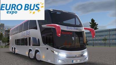 Bus Simulator Ultimate: (Euro Bus): Utrecht - Groningen