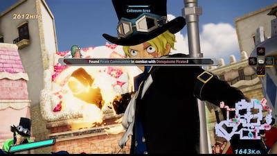One Piece: Pirate Warriors 4 (2020) Gameplay Walkthrough Part 22 - New World Arc (PC Version)