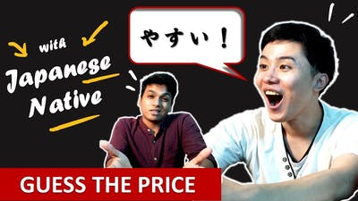 SHOCKED ! Japanese native Guessing the Price of Indian Products | RSPinJAPAN