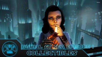 Bioshock Infinite - Burial at Sea - Episode 1 - Collectibles