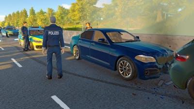 Autobahn Police Simulator 2 - Part 10 - Serial rock thrower