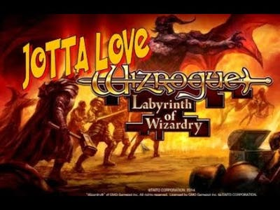 Wizrogue - Labyrinth of Wizardry - Jotta recomenda