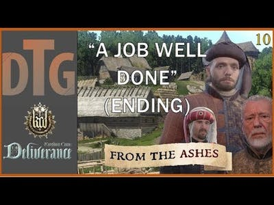 Kingdom Come Deliverance: From the Ashes Part 10 | Friends Without Benefits