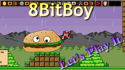 Lets Try Games - 8BitBoy - Lets Play It!