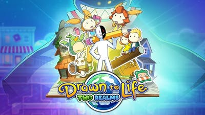 Reliving my Childhood in Drawn to Life Two Realms