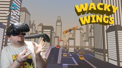 No Warning | Wacky Wings Demo | HTC Vive