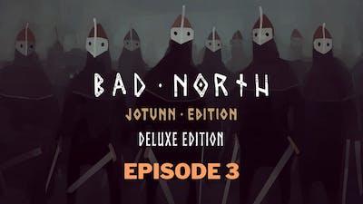 Bad north Jotunn edition gameplay walkthrough   episode 3   no commentary original sound   pc game