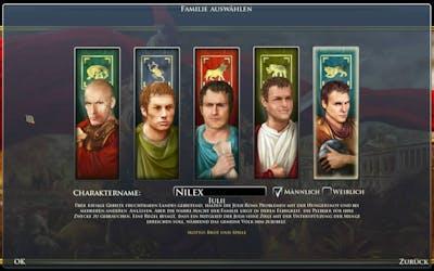 Grand Ages:Rome Auswahl Familie
