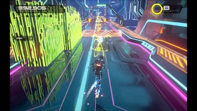 THIS GAME IS DOPE THO ! ( TRON RUN/r )
