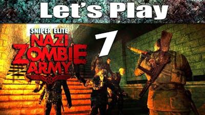Sniper Elite V2 Nazi Zombie Army - Glitch & Gold Bar -7 (Sniper Games, Zombie Games)