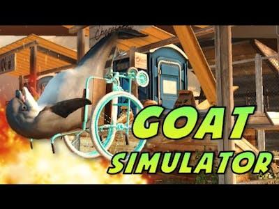 IT'S JUST A PRANK BRO! | Goat Simulator Payday DLC