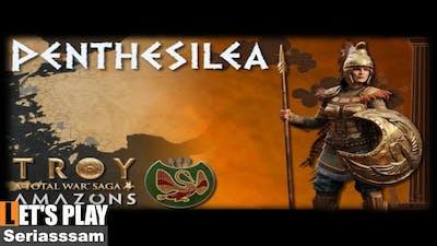 Total War Saga: Troy | Amazon DLC: Penthesilea Campaign – Part 2